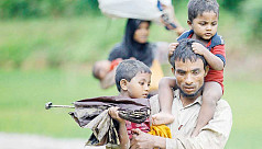 Myanmar rejects ICC probe over Rohingya...