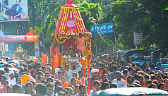In pictures: Ratha Yatra