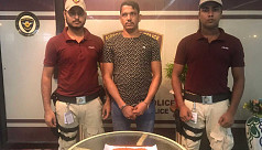 One held with 2,500 yaba pills at Dhaka...