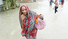 WFP provides assistance to flood affected people in Bangladesh