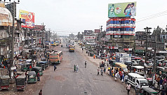 Traffic back to normal on Dhaka-Tangail...