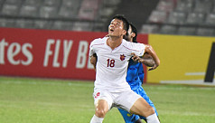 Ten-man Abahani end historic AFC Cup...