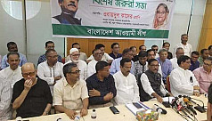 Quader: Stop showing off cleanliness...