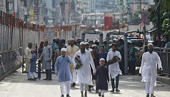 Citizens asked to avoid large scale Eid congregations