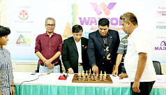 Int'l Rating Chess begins