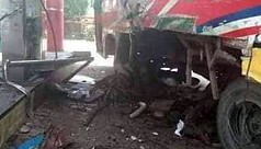 Gas cylinder explosion kills one in...