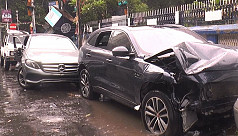 Speeding Jaguar kills 2 Bangladeshis...