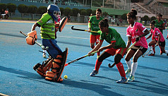 U-21 women's hockey team lose
