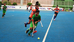 U-21 women's hockey team end with...