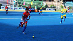 Women's Hockey: Friendly series against...