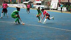 U21 women's hockey team lose 3-0