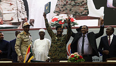Sudanese factions sign accord on transitional...