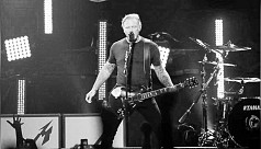 Heavy metal band Metallica donates €250,000 for Romanian pediatric hospital