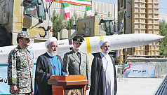 Iran unveils home-grown missile defence...