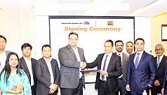 Banglalink, Meghna Bank ink corporate...