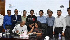 Deal signed to develop 'Mujib100'...