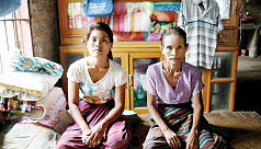 Myanmar activists fight to outlaw domestic...