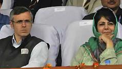 Former Jammu and Kashmir CMs arrested...