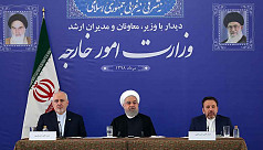 Rouhani: War with Iran is the mother...