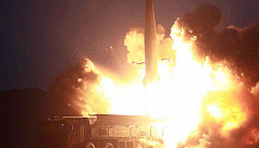 North Korea fires multiple suspected cruise missiles