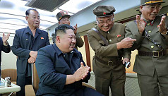 KCNA: Kim Jong supervised new weapon...