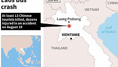 13 Chinese tourists killed as bus plunges...