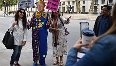 EU rebuffs British PM Johnson's opening...