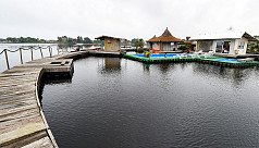 Ivory Coast's 'Floating Island' points to greener tourism