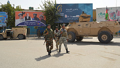 Taliban attack northern Afghan city...