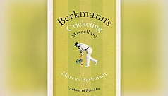 'Berkmann's Cricketing Miscellany' by Marcus Berkmann