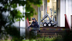 1 hurt in Norway mosque shooting, suspect arrested