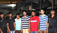 5 members of kidnapping gang arrested...