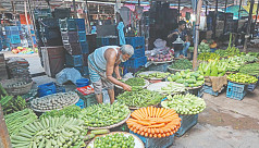 Adequate supply at kitchen markets draws...