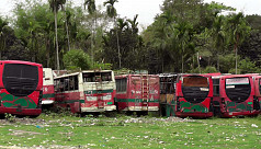 Rangpur BRTC buses lacks fitness, allegations...