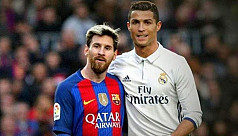 Ronaldo: Never saw Messi as rival