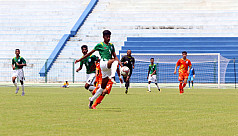 Bangladesh beat Bhutan 5-2 in Saff U-15...