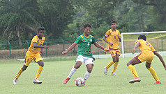 Bangladesh crush SL in Saff U-15