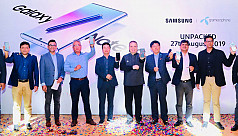 Samsung, Grameenphone launch the Galaxy...