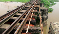 177km of deadly rail tracks on the Akhaura-Sylhet...