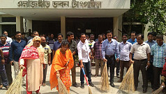 LGED initiates cleanliness campaign over dengue awareness
