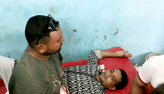 Thakurgaon journalist injured in...