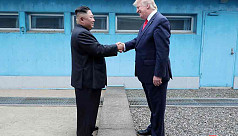 Trump: Kim apologized for missile tests,...