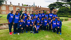 U19 squad named for SL 4-dayers