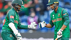 Mahmudullah clears air about Shakib row