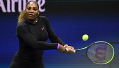 Serena puts US Open rivals on notice...
