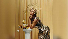 Beyonce's portrait for Vogue heads to...