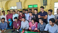 DU students condemn attack on Ducsu VP Nur