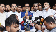 Quader: BNP playing politics with...