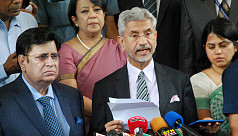Jaishankar: India committed to solving...