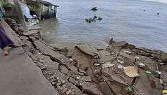 Meghna erosion wreaks havoc in...